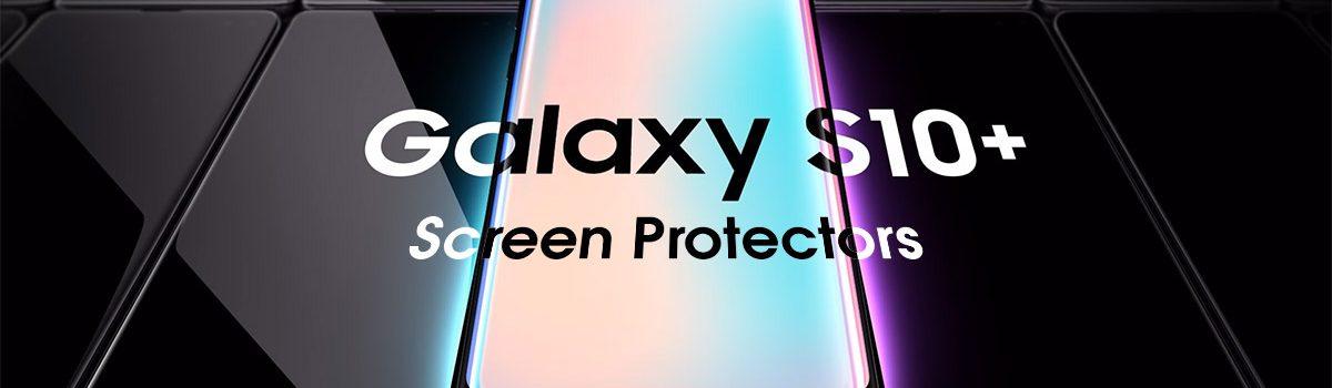 تعویض گلس شکسته گلکسی S10 پلاس | موبایل کمک