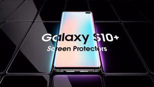 تعویض گلس یا شیشه ال سی دی S10 Plus سامسونگ | موبایل کمک