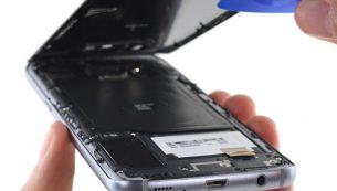 تعمیر یا تعویض ال سی دی S7 Active سامسونگ | موبایل کمک