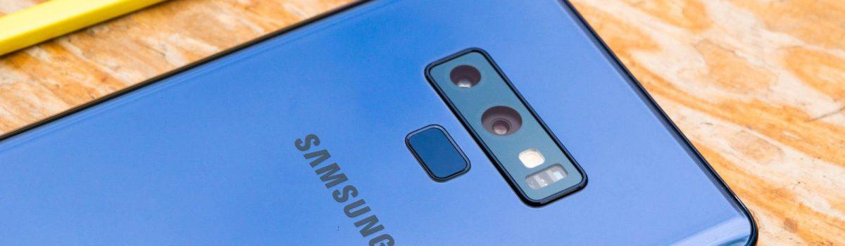 تعمیر یا تعویض دوربین Note 9 سامسونگ – N960 | موبایل کمک
