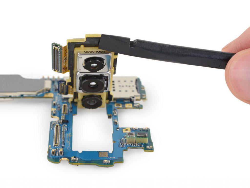 تعمیر دوربین Galaxy S10