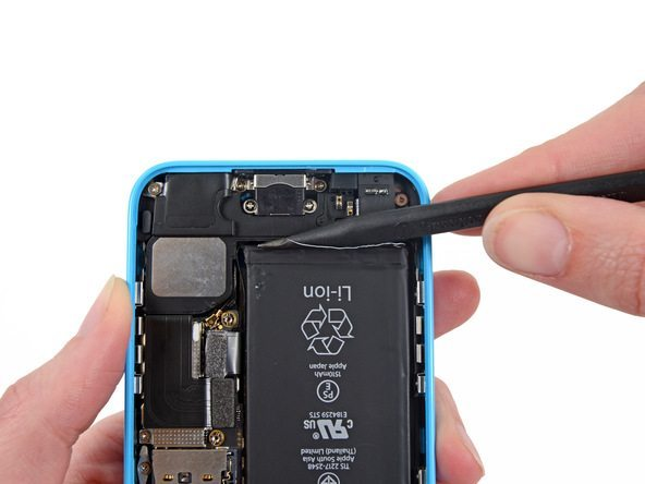 تعویض باتری آیفون 5c اپل