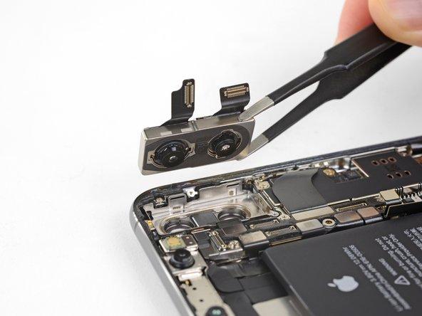 تعمیر یا تعویض دوربین آیفون XS Max در نمایندگی اپل   گارانتی اپل