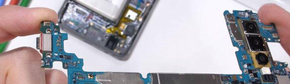 تعمیر برد Galaxy S10 | موبایل کمک