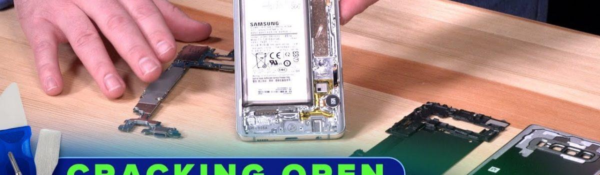 تعویض باتری S10 Plus سامسونگ – G975 | موبایل کمک