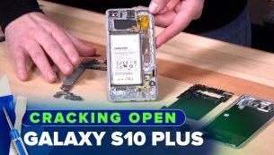 تعمیر یا تعویض باتری گلکسی اس ۱۰+ | موبایل کمک