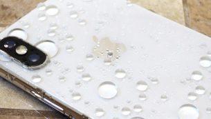 تعمیر آیفون XS Max آب خورده یا خیس شده در موبایل کمک