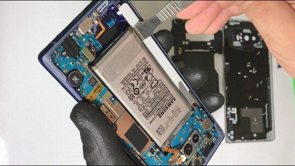 تعمیر باتری گلکسی نوت 9