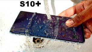 تعمیر گلکسی S10 پلاس آب خورده | موبایل کمک