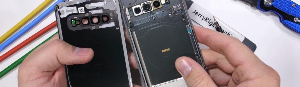 تعمیر یا تعویض اسپیکر S10 Plus سامسونگ – G975 | موبایل کمک