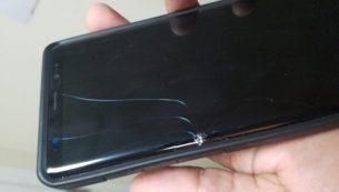 راهنمای تعویض گلس یا شیشه شکسته مدل های سری Note سامسونگ