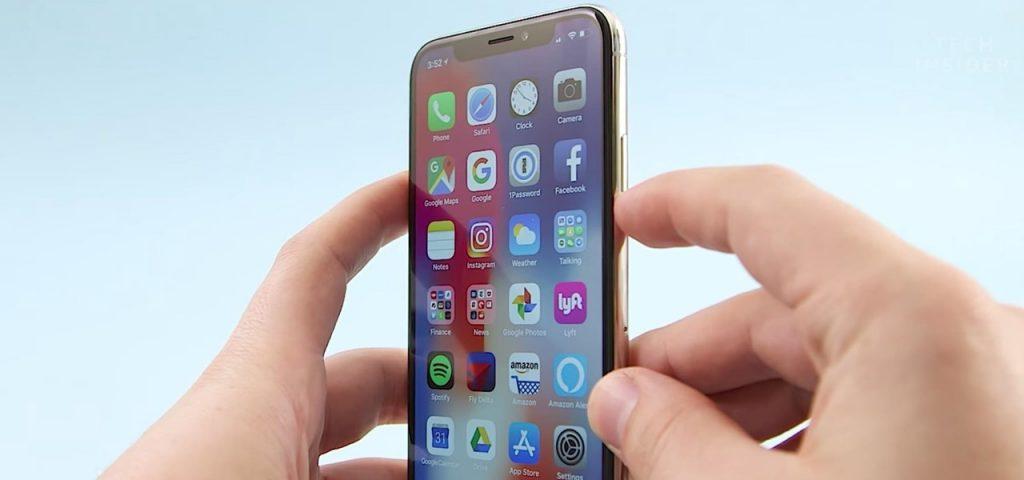 تعمیر دکمه پاور iPhone XS Max