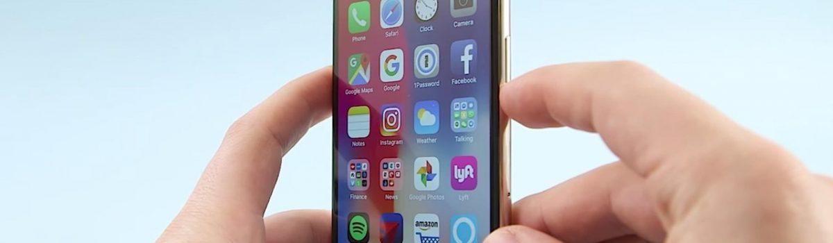 تعمیر دکمه پاور iPhone XS Max با کمترین هزینه در موبایل کمک