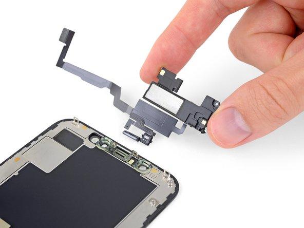 تعمیرات اپل: آموزش تعویض بلندگوی مکالمه iPhone XS اپل
