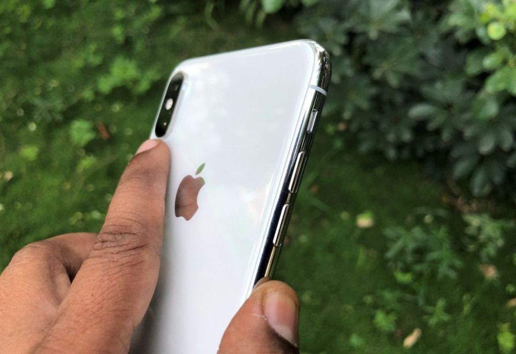 تعمیر دکمه ولوم iPhone XS Max | گارانتی اپل