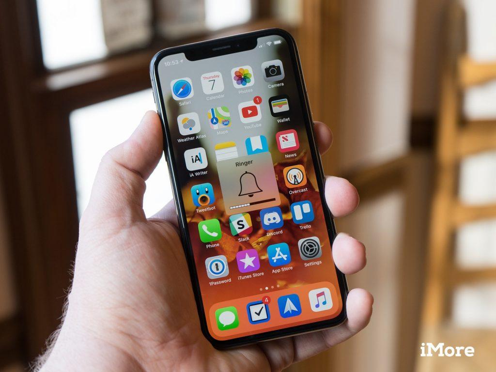 تعمیر دکمه ولوم iPhone XS