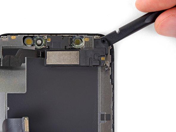 برگرداندن اسپیکر مکالمه iPhone XS