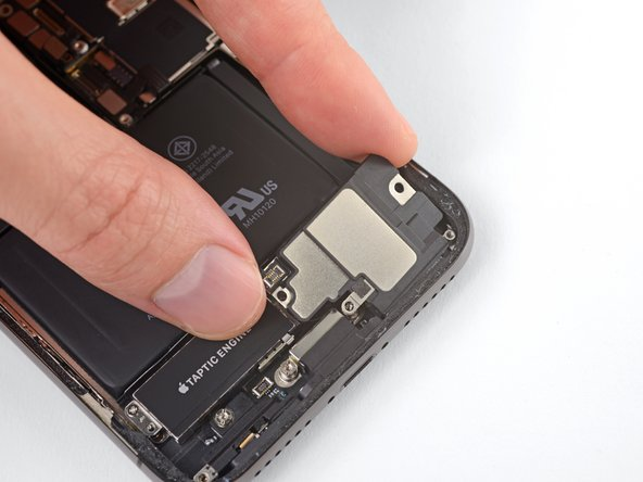 تعویض اسپیکر بلندگو آیفون XS اپل