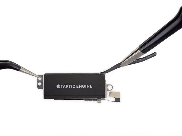 تعویض موتور ویبره iPhone XS اپل