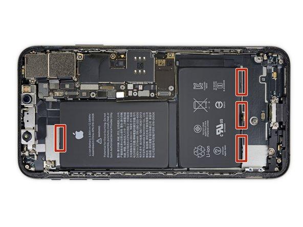 چسب های نگهدارنده باتری