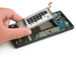 آموزش تعویض باتری همه مدل های سامسونگ گلکسی نوت