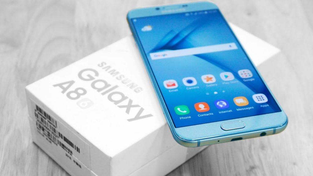 تعمیر ال سی دی Galaxy A9 2016