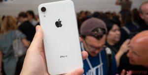 تعمیر دکمه ولوم iPhone XR