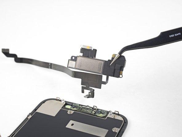 تعمیرات اپل: آموزش تعویض اسپیکر مکالمه آیفون XR اپل