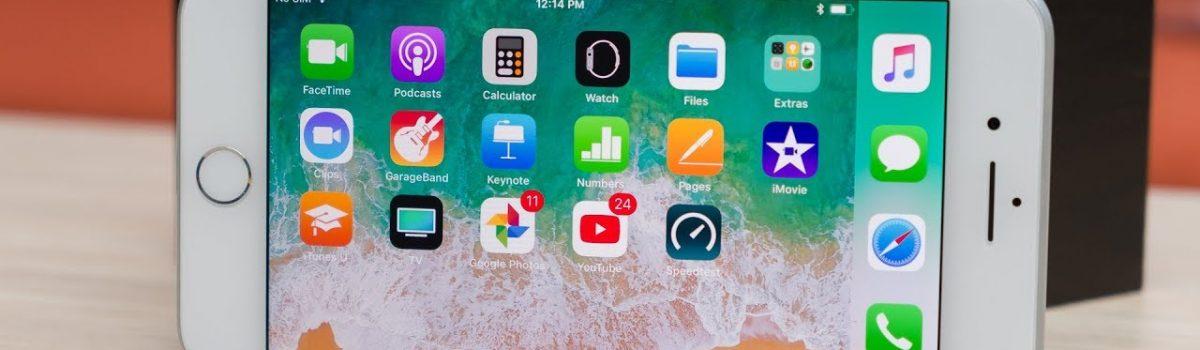 تعمیر برد iPhone 8 Plus