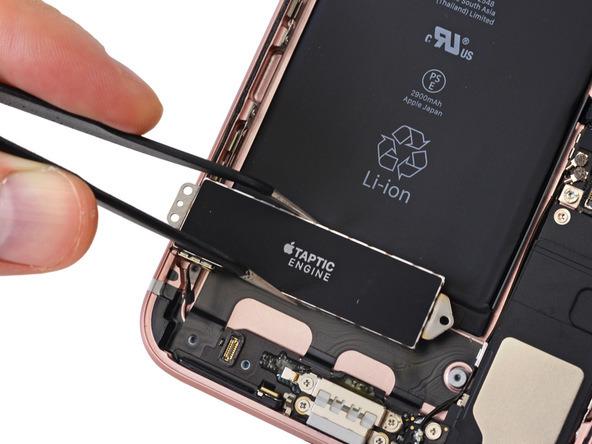 تعمیر یا تعویض موتور ویبره آیفون | گارانتی اپل