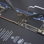 آزاد کردن کانکتور ال سی دی iPhone XR