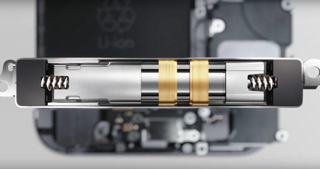 تعمیر موتور ویبره آیفون X