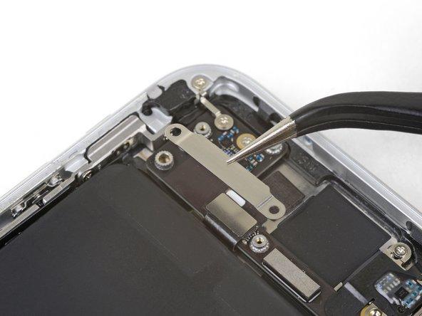 جداسازی براکت آنتن فوقانی iPhone 8 Plus
