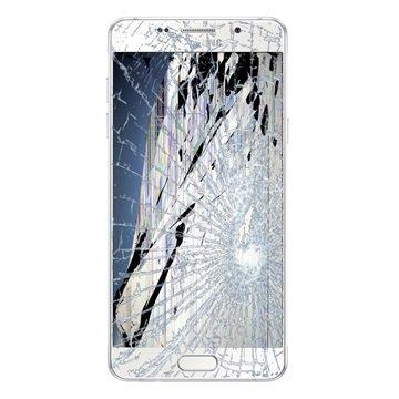 تعویض گلس یا شیشه شکسته سامسونگ گلکسی (A5 (2016