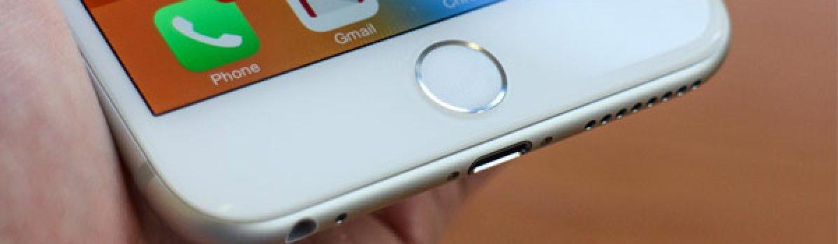 روش جدید تعویض دکمه اثر انگشت آیفون ۷ و ۷ پلاس