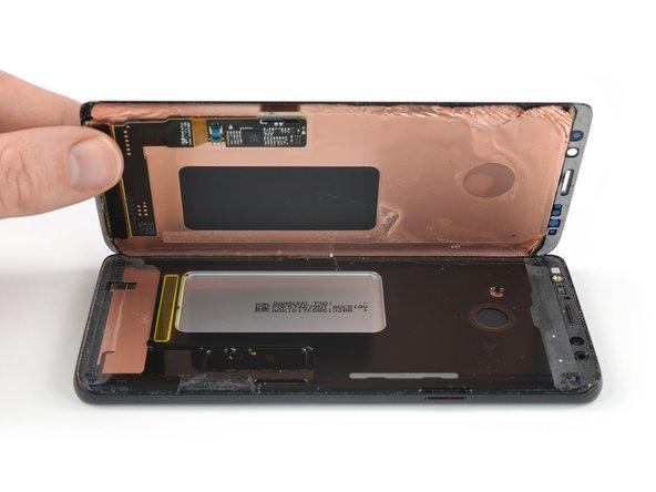 تعمیرات موبایل: آموزش تعویض ال سی دی Galaxy S9+ سامسونگ