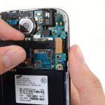 آزاد کردن کانکتور های هدفون، LCD و فلت آنتن