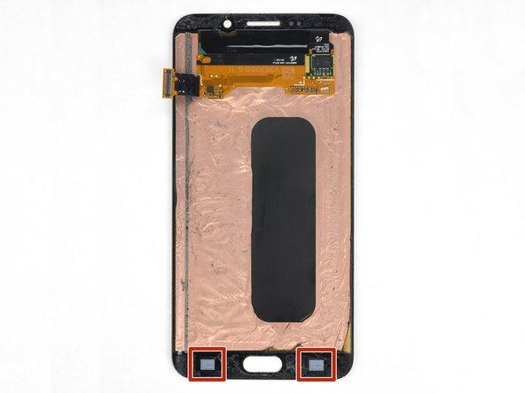 انتقال دکمه های خازنی پنل LCD