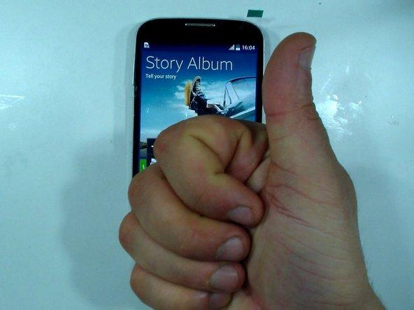 تعویض ال سی دی Galaxy S4 سامسونگ