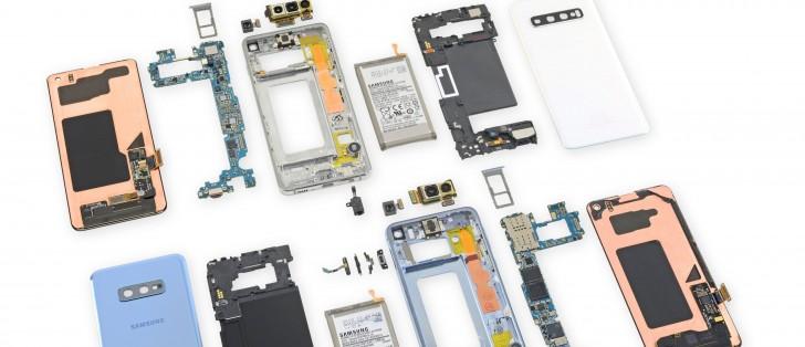تعمیر ال سی دی گلکسی S10 5G با کمترین قیمت | نمایندگی سامسونگ