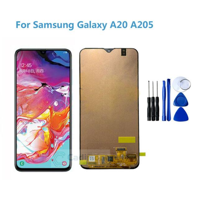 تعمیرات ال سی دی Galaxy A20