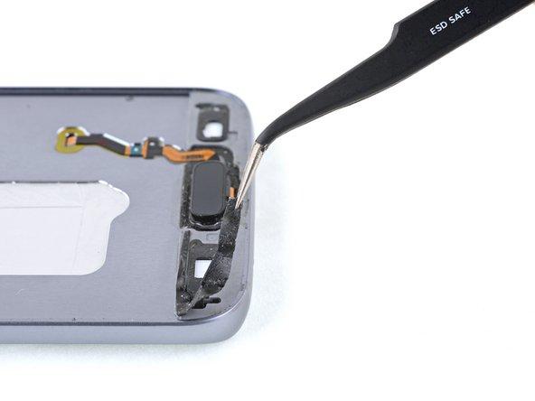 تعویض ال سی دی Galaxy S7سامسونگ