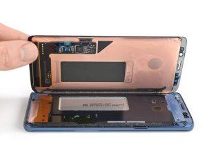 آموزش تعویض ال سی دی S9 سامسونگ