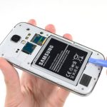 جداسازی باتری گلکسی S4