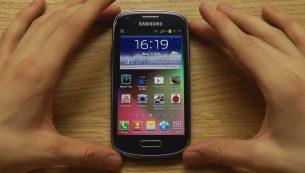 تعمیر ال سی دی Galaxy S3 Mini با کمترین قیمت | نمایندگی سامسونگ