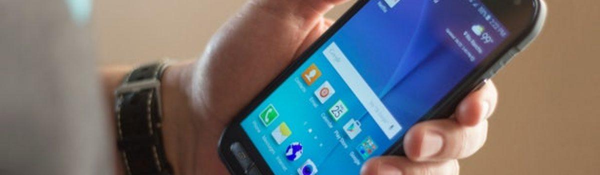 تعمیر یا تعویض ال سی دی S6 Active سامسونگ – G890 | موبایل کمک