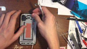 تعمیر یا تعویض ال سی دی Galaxy S5 Active | موبایل کمک