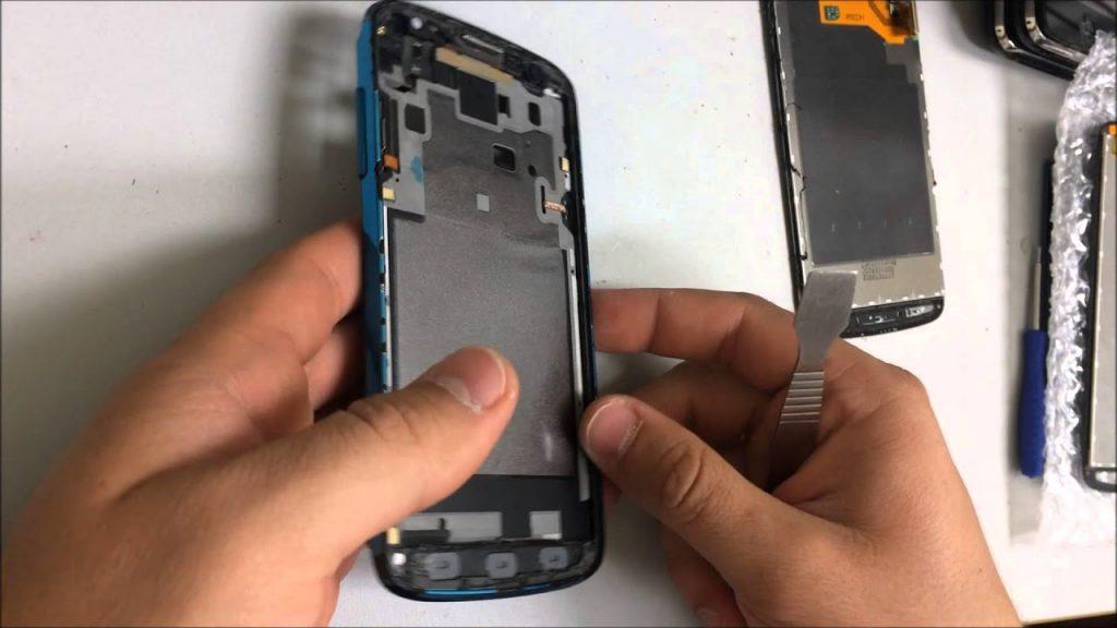 تعمیر ال سی دی Galaxy S4 Active با کمترین هزینه | نمایندگی سامسونگ