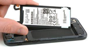 راهنمای تعویض باتری مدل های سری A سامسونگ