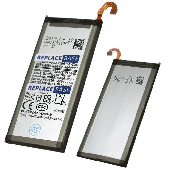 تعویض باتری سامسونگ گلکسی (A6 (2018